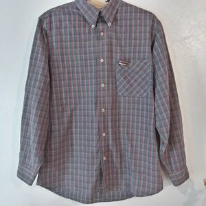 MARLBORO CLASSICS Vintage Quality Label Plaid